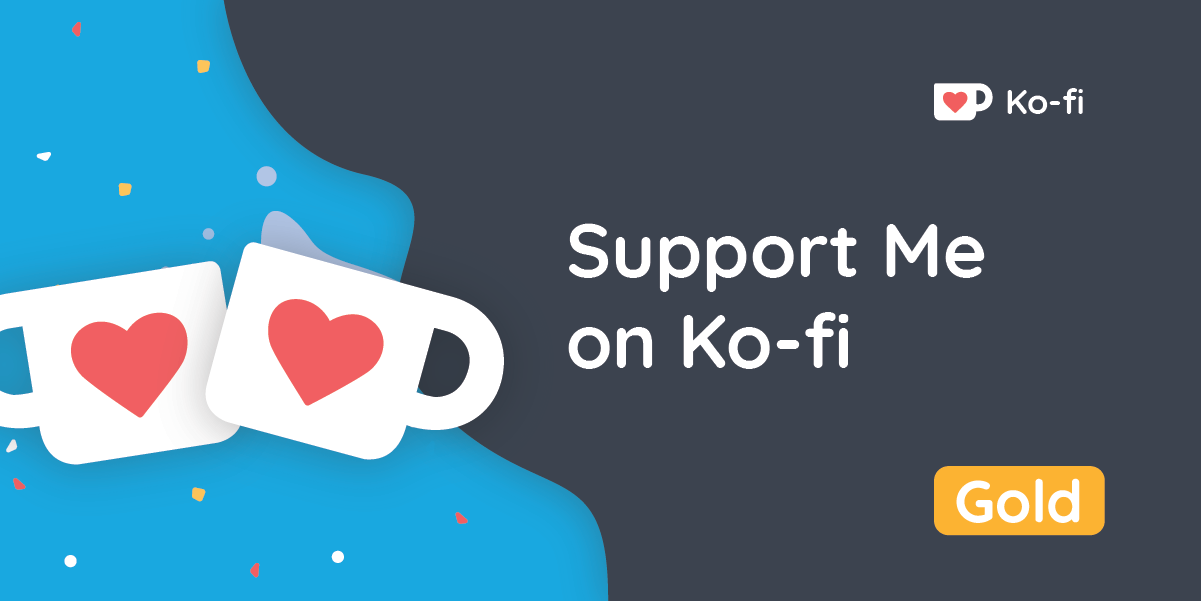 Support Eko Fox on Ko-fi.com! - Ko-fi.com - Helping creators get paid with a 'Buy Me a Coffee' button.